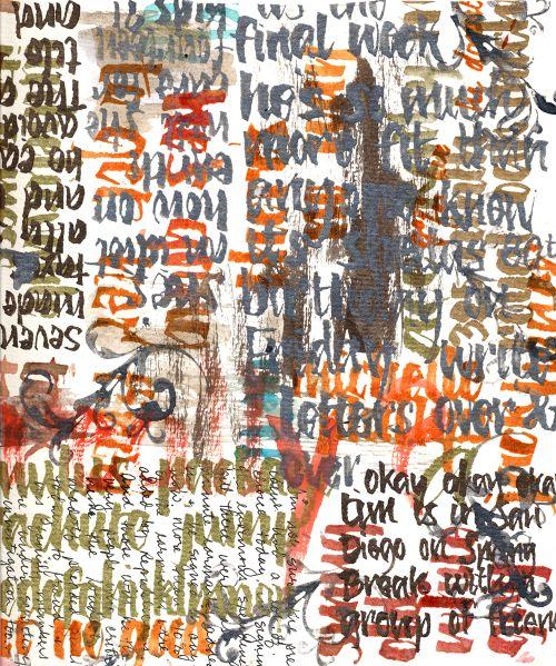 Callig words5