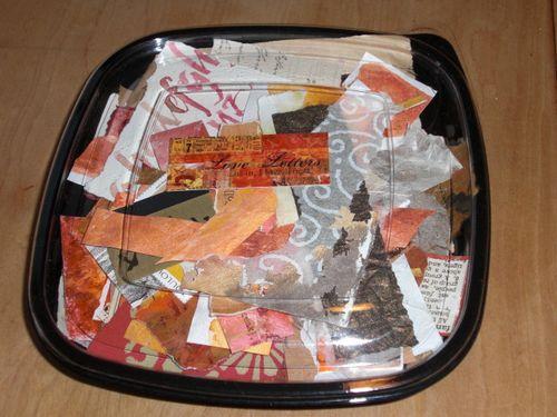 Paper salad cont