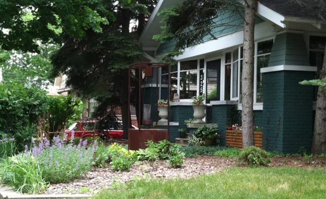 Garden June 2011
