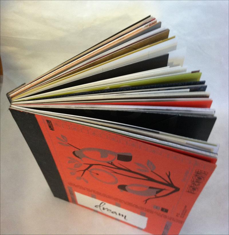 Handmade journal_front cover