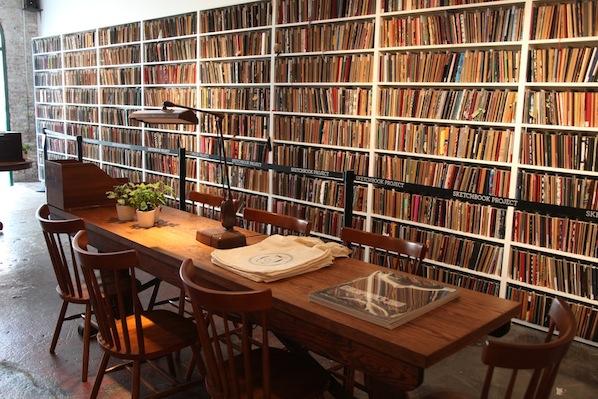Brooklyn Art Library