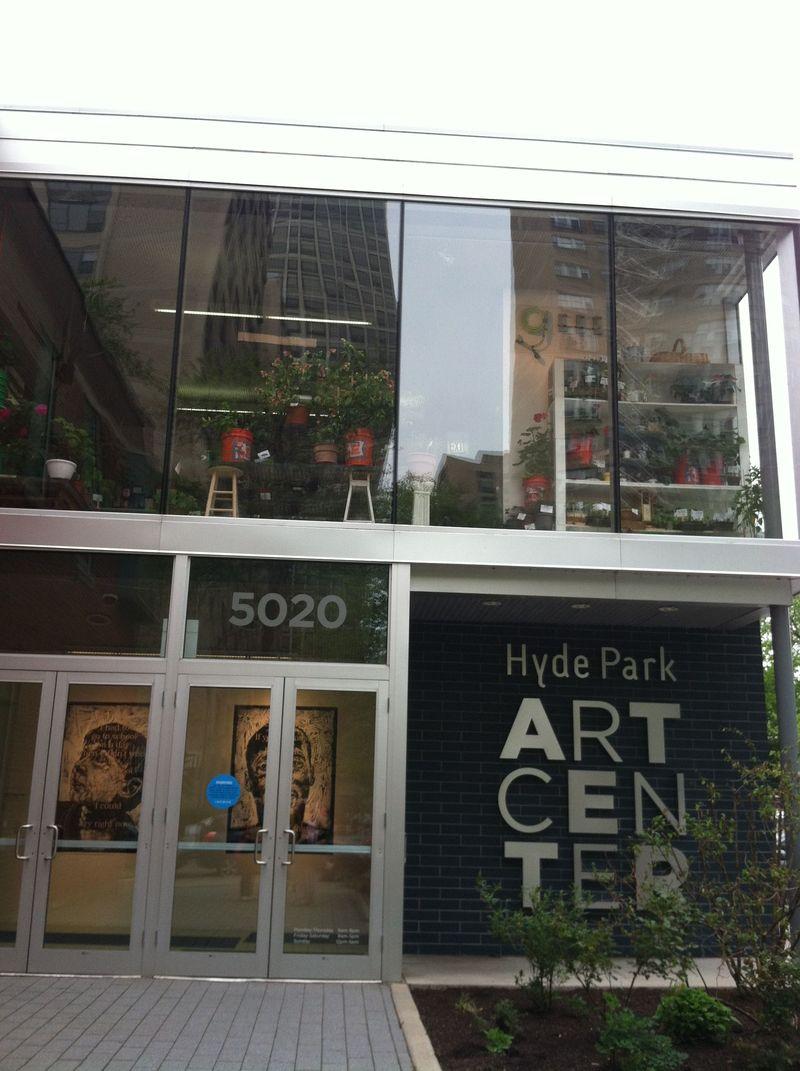 Hyde Park Art Library