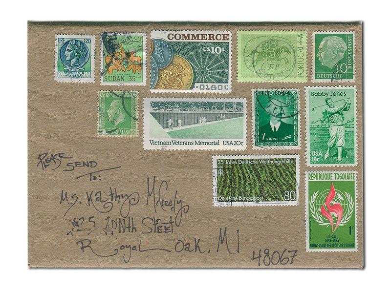 Patrick envelope