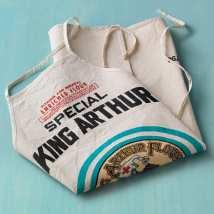 King Arthur apron