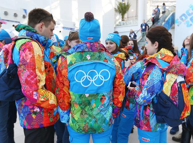 Sochi games