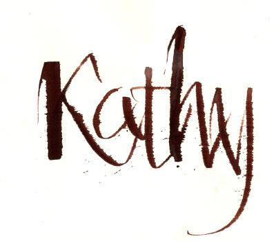 Calligkathy