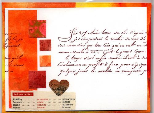 Tyvek greeting card 3